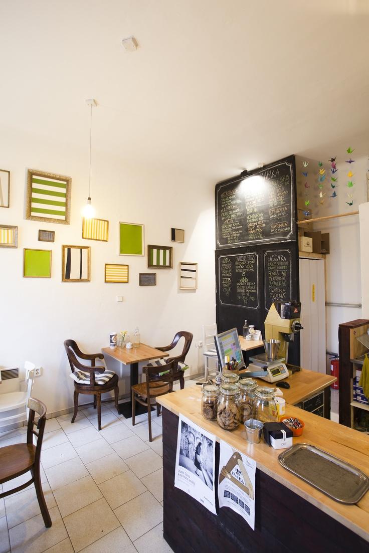 cafe in Prague
