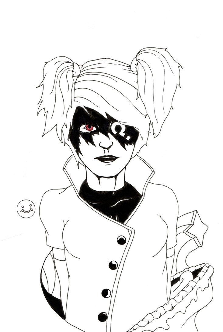 manga drawing :)