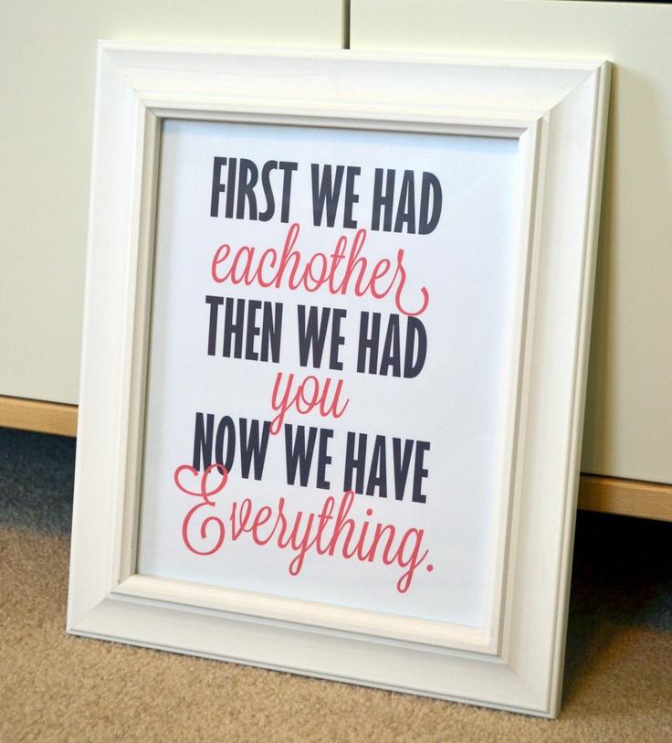 Everything Designish Baby Boy S Nursery: Best 25+ New Baby Girl Quotes Ideas On Pinterest
