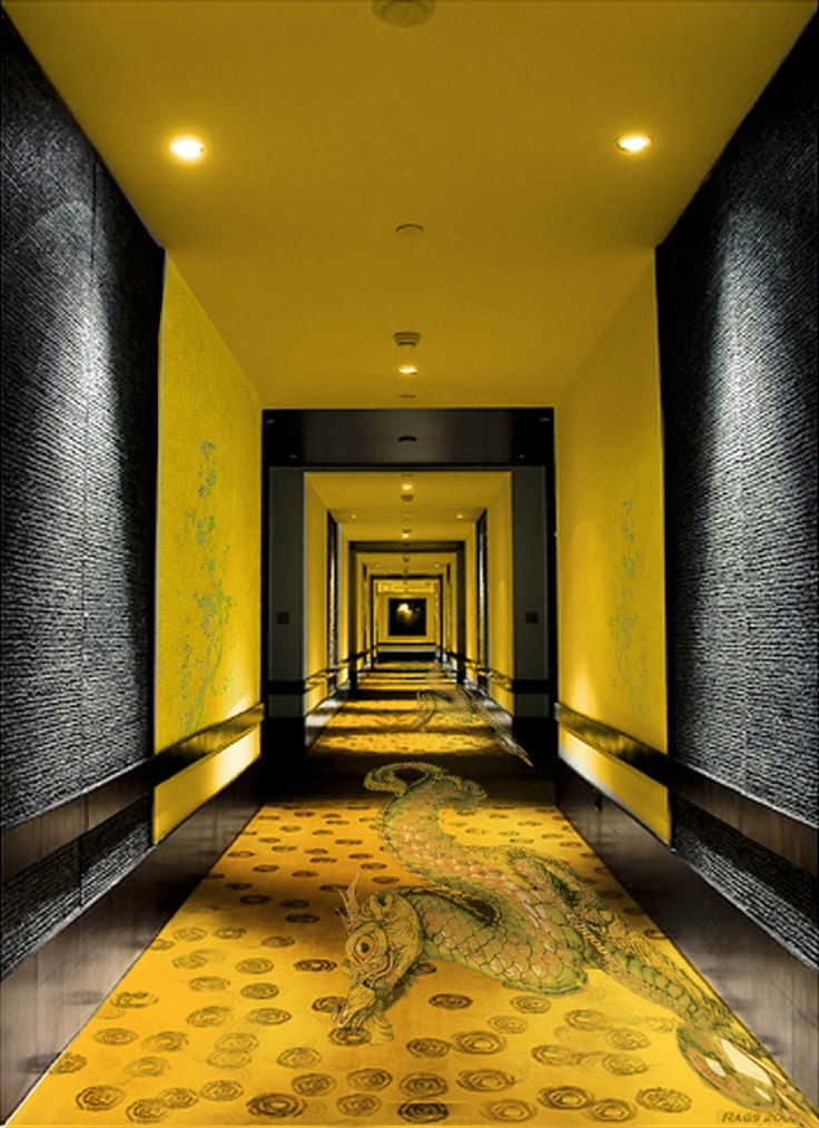 90 best images about hotels corridors on pinterest for Hotel corridor decor