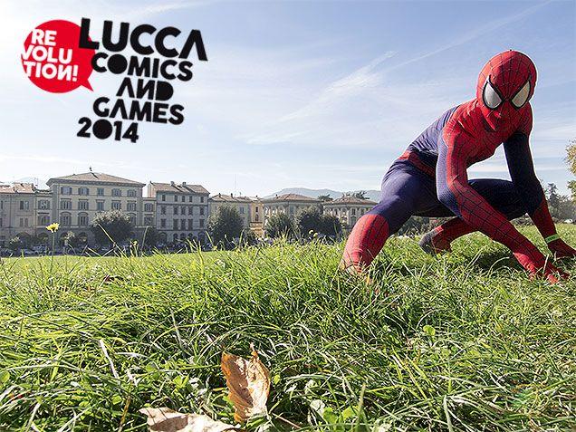 #LuccaComics and Games 2014, un successo clamoroso. Articolo e foto su BestVersilia!  #Lucca