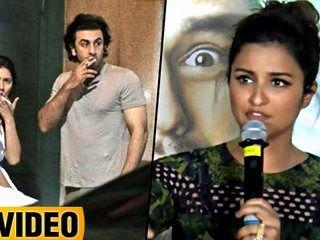 Parineeti Chopra REACTS On Ranbir Kapoor & Mahira Khan Smoking Viral Picture