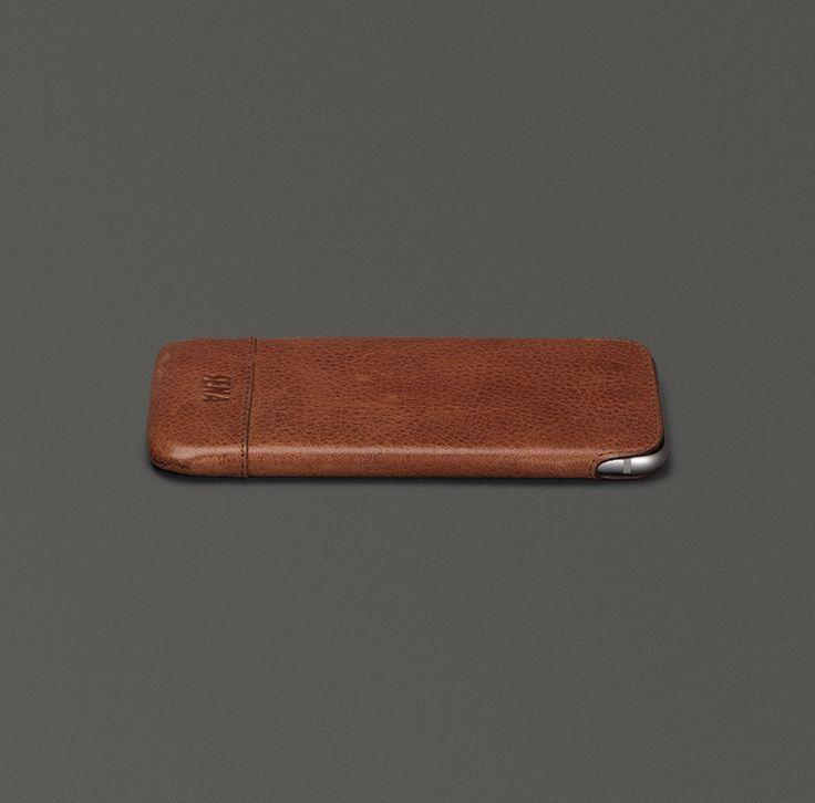 Heritage UltraSlim Leather iPhone 6 Plus Phone Case | Sena Cases