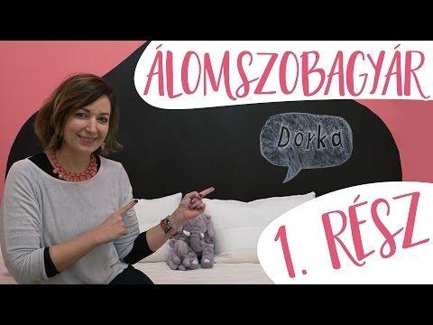 ÚJRA itt az Álomszobagyár!!! Dorka szobaátalakítása | INSPIRÁCIÓK Csorba Anitától - YouTube