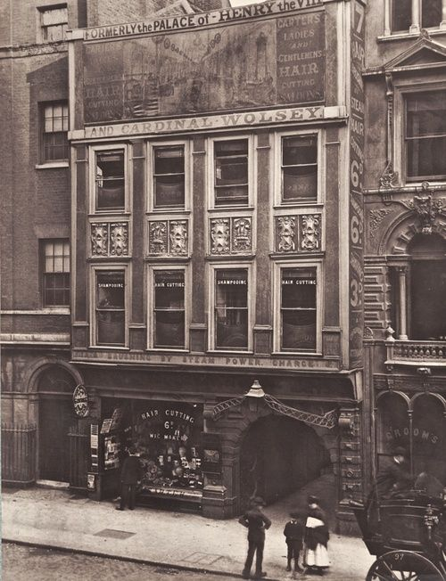 Fleet Street, London. c. Late 19th Century