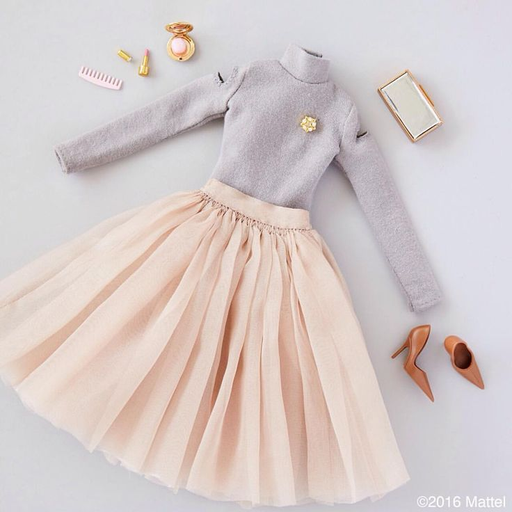 The new neutrals.  #barbie #barbiestyle