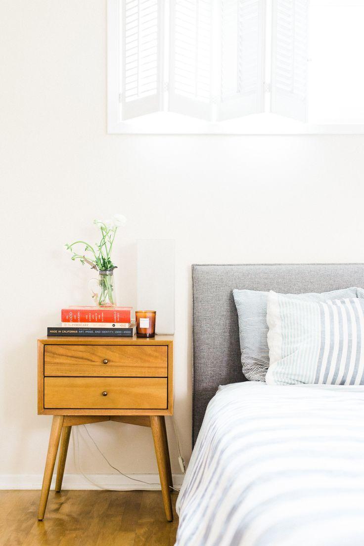 Home-office-schlafzimmer-design-ideen a bright friendly los angeles home  schlafzimmer einrichten ideen
