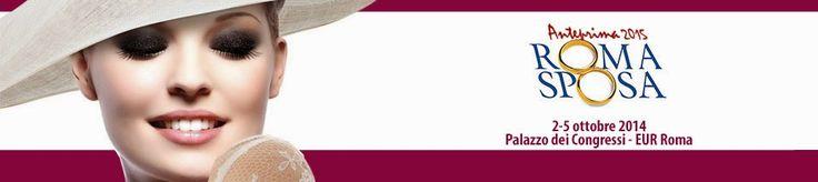 Fiera degli sposi : calendario e orari sfilate di Anteprima Roma Sposa 2015 a Palazzo dei Congressi