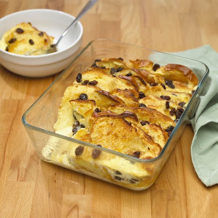 Marmalade Bread & Butter Pudding