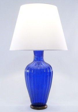 Table lamp - Blue BUY IT NOW ON www.dezzy.it!