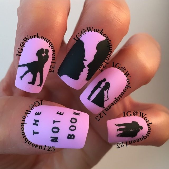Best love story The Note Book polishes used #colorclub Diggin the Dancing Queen #mundodeunas Black-2 stamping plates #MoyouLondon Bridal-05, #bornprettystore BPL-021, #nailways Back to the Basics 123 ABC #mdu Valentines-3, #clairestelle8feb #instagramlike #nailpromote #nailprodigy #dailynailart #fellowme #nail #nails #nailart #nailporn #nailpolish #notd #pymFeb2016 #bestnailschallenge #glamnailschallengefeb #nailartchallengefeb#MYLFEB #MYLLOVELETTERS#moyou