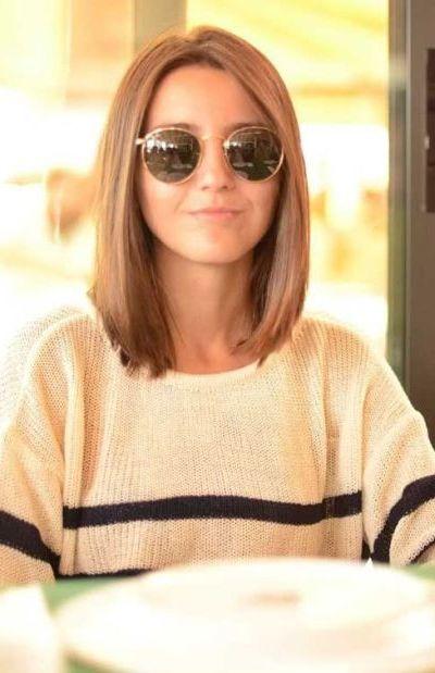 Best 25+ Fine hair ideas on Pinterest | Fine hair cuts, Haircuts ...
