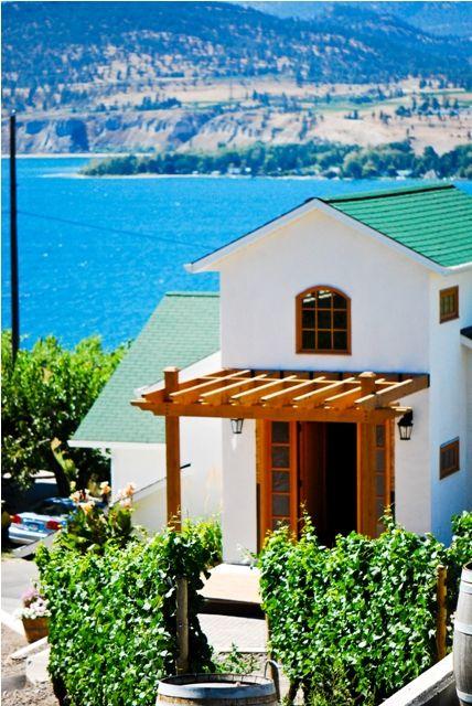 Lake Breeze Winery Okanogan Valley, British Columbia www.lakebreeze.ca/