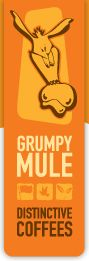 Grumpy Mule - distinctive coffees