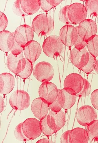 Pink balloons for my Mary Kay car party