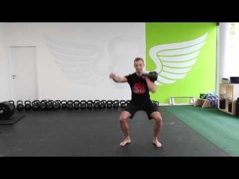 Kettlebell Übungen: Die 6 Säulen im Kettlebell Training