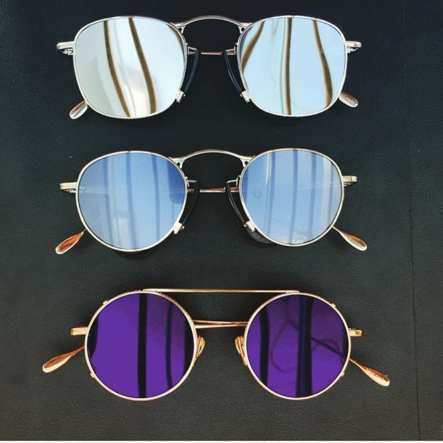 Boho sunglasses.