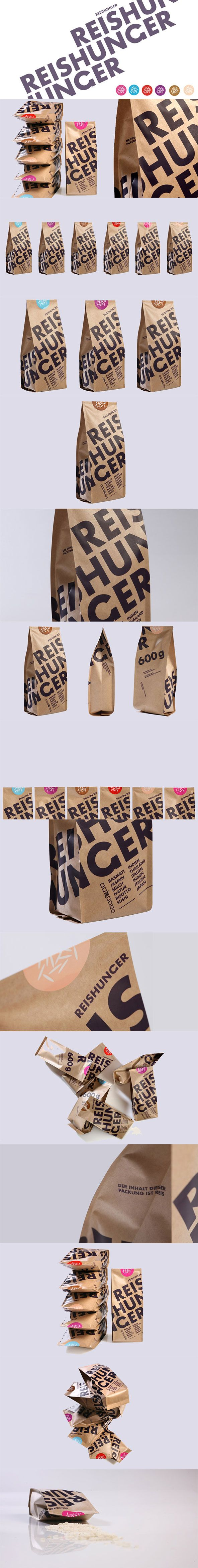 Reishunger. Now I know this one is rice #packaging PD