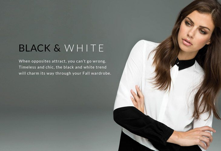 Black & White Fall 2013 Collection