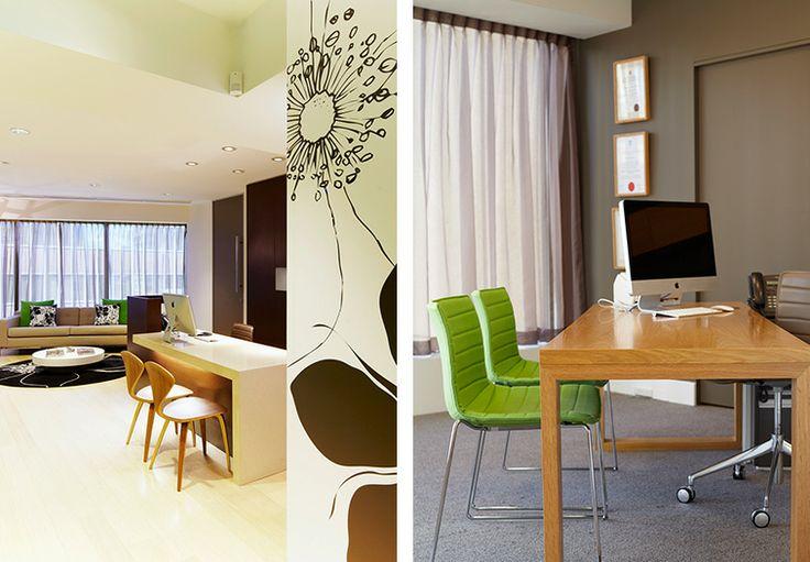 consulting room interior design