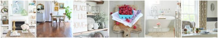 Summer Home Tour and Seasonal Decor Changes - Nesting With Grace