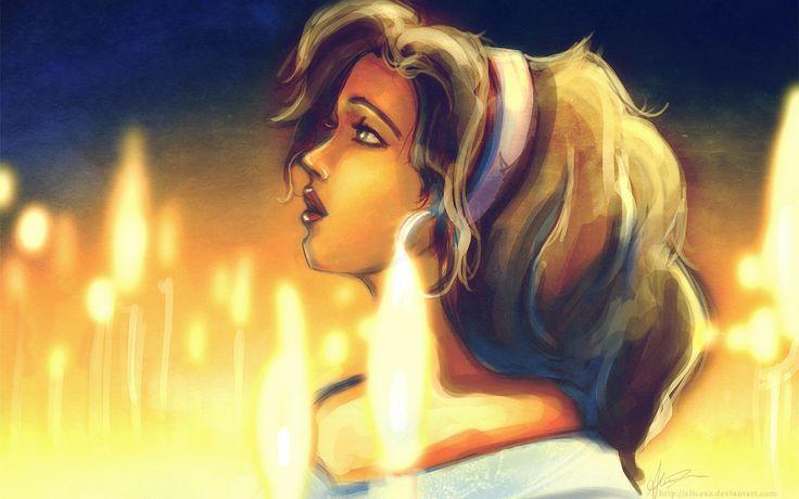 Esmeralda, Disney Princess, Disney Fan Art, The Hunchback of Notre Dame