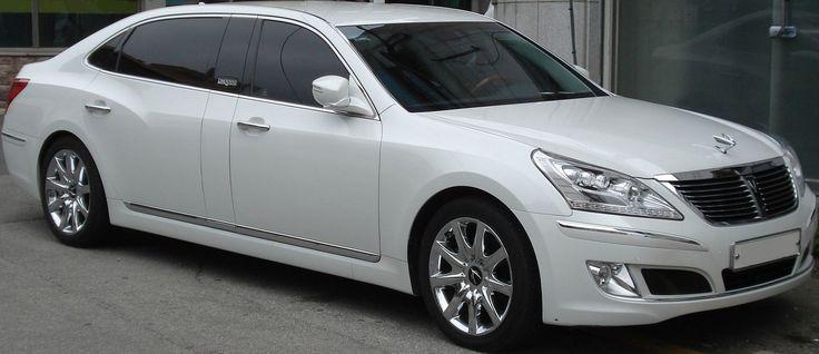 Hyundai Equus II Limousine