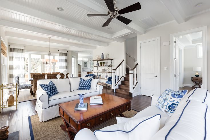 Home Tour: A Coastal Modern Beach House