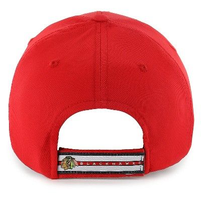 NHL Chicago Blackhawks Fan Favorite Forest Cap, Adult Unisex