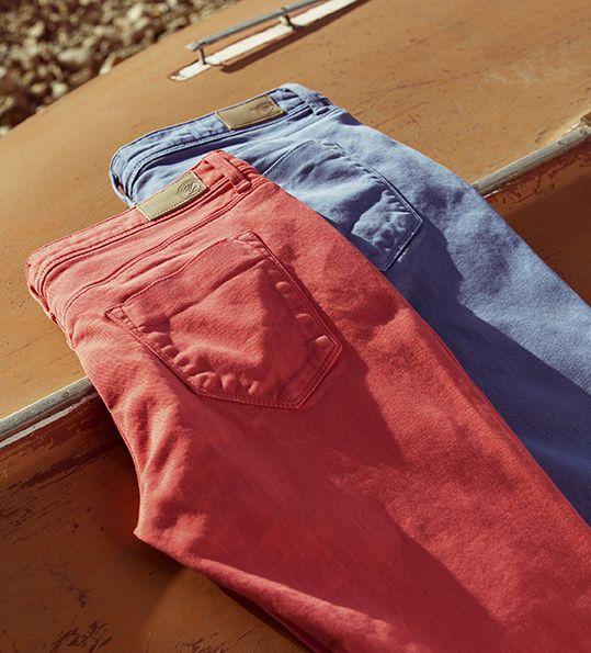 Darby Skinny Fit womens jeans. www.henrilloyd.com.au