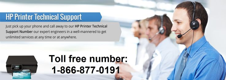Call us on our hp printer support toll free phone number available every day, every second, to get best online technical support for your hp printers by highly skilled and experienced technicians. With latest technology, we offer you remote support as well. So call us now and get your queries regarding your printer resolved. Our toll free number: 1-866-877-0191.