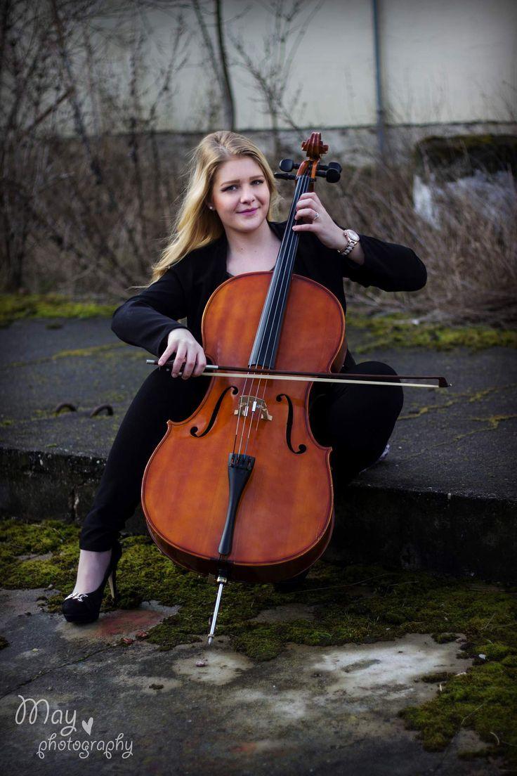 #girl #violoncello