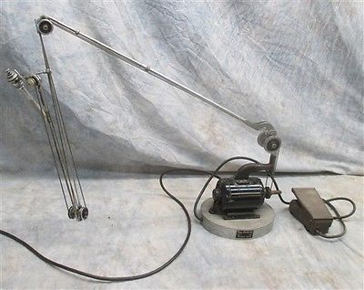 Electrical Dentist Drill Thau Nolde Universal Motor Tattoo Machine Vintage