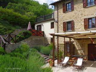 Vacation Rental in Umbertide - Santa Chiara - Pietramelina***