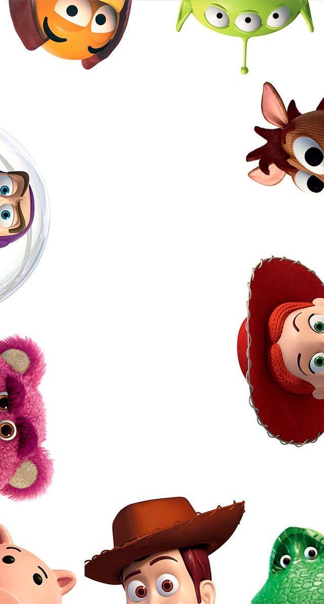 Papeis De Parede Para Celular Toy Story With Images Disney