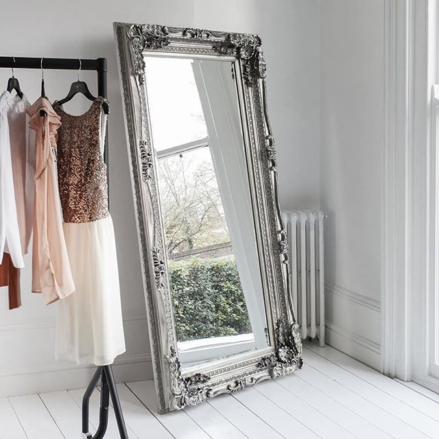 We Have A Huge Collection Of Mirrors In All Shapes And Sizes From Floor Standing To Circular Wal Floor Standing Mirror Shabby Chic Mirror Wall Paris Home Decor