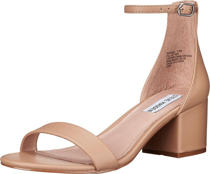 Steve Madden Women's Irenee Dress Sandal -- Check this awesome image :  Men's Shoes