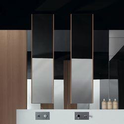 Best miroirs de de salle de bainminimal miroir suspendu for Faux plafond miroir