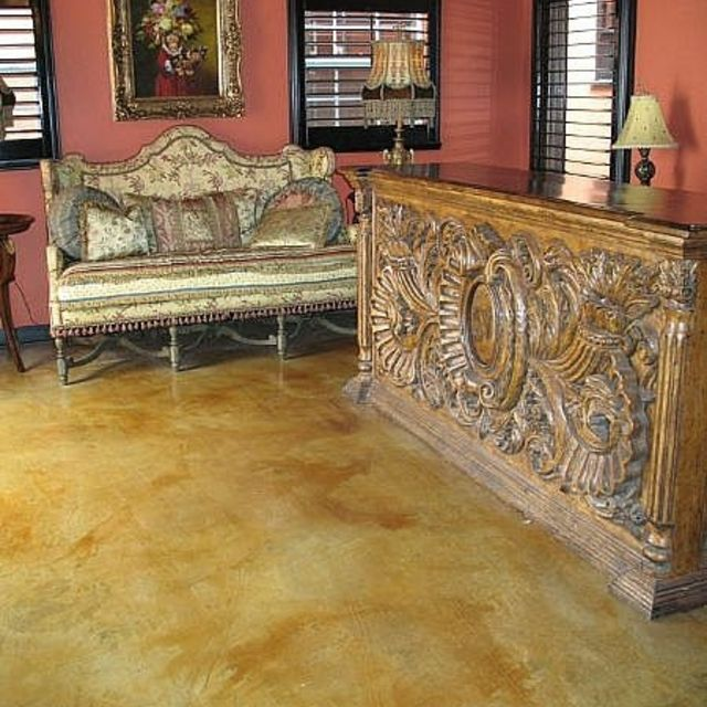 8 best acid stain concrete images on pinterest stained concrete