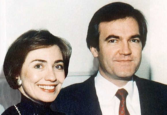 Hillary Clinton's Continuing Lack of Interest in Cover-up of Vince Foster's Murder