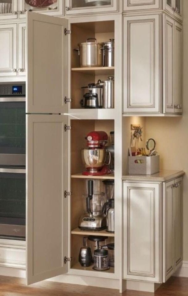 Sample For Additional Cabinet Beside Fridge 1 Tall Storage 2 Side Shoes Must Not Higher Than Waist