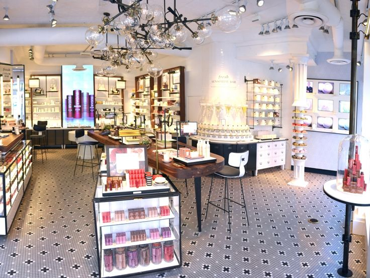 how to start a cosmetic store
