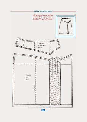 İSMEK libro modelistlik - modelista kitapları
