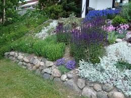 Bildresultat för trädgård inspiration slänt
