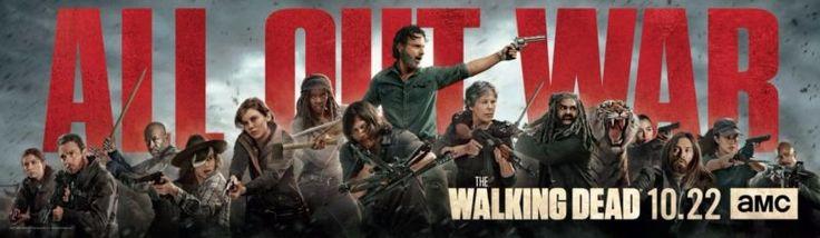 """""""The Walking Dead"""" geht heute in den US&A in die achte Runde, die von allen die blutrünstigste werden könnte. Die wandelnden Leichen und ihr nie enden wollender Hunger sind im Augenblick das kleinste Problem von Rick und Co. Die 8. Staffel """"TWD"""" wird sich vor allem..."""