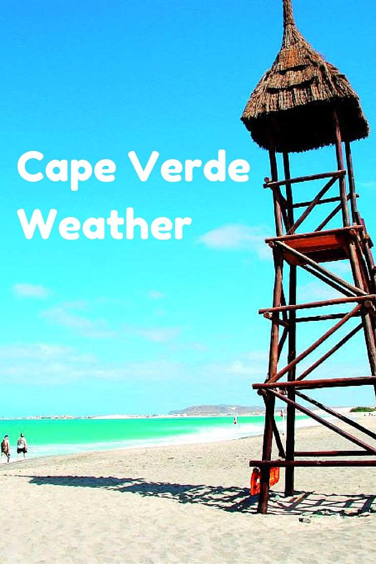 Take a look at Cape Verde's Weather Guide here