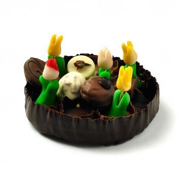 De heerlijkste maar ook de allermooiste chocolade bij De Bonte Koe. Of ga eens langs voor échte warme chocolade of zalige high tea.