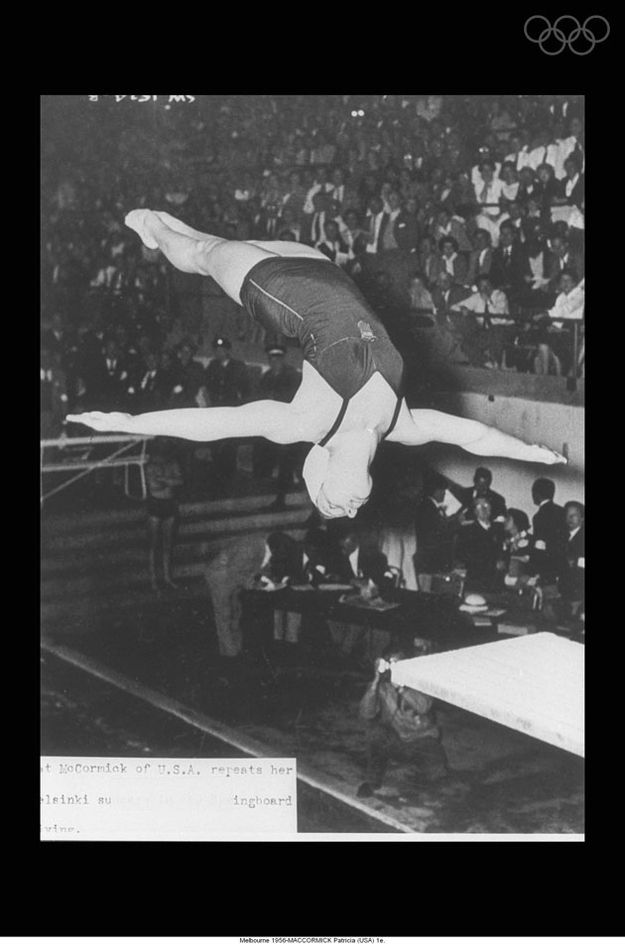 1956, Melbourne | 17 Amazing Female Divers Throughout Olympic History