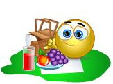 Ice cream emoticon | Emoticons and Smileys for Facebook/MSN/Skype/Yahoo