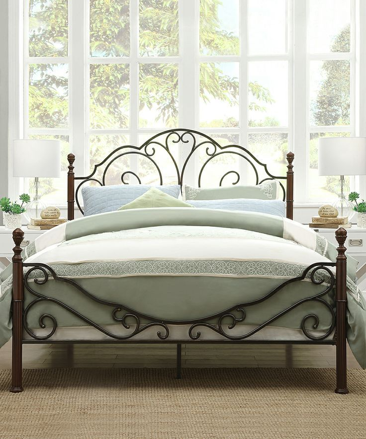 122 Best IRON BEDS Images On Pinterest Iron Headboard